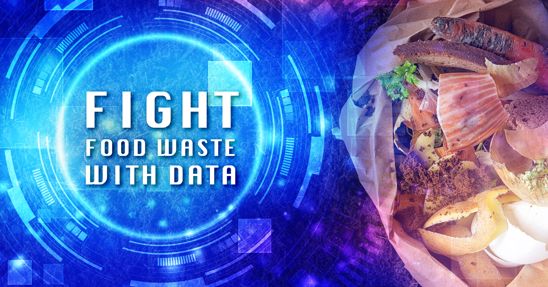 Companies Fight Food Waste With Data